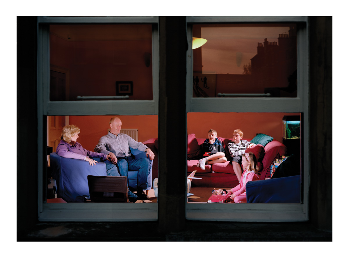 'The Private Lives of Perfect Strangers' – Untitled, 2005/8