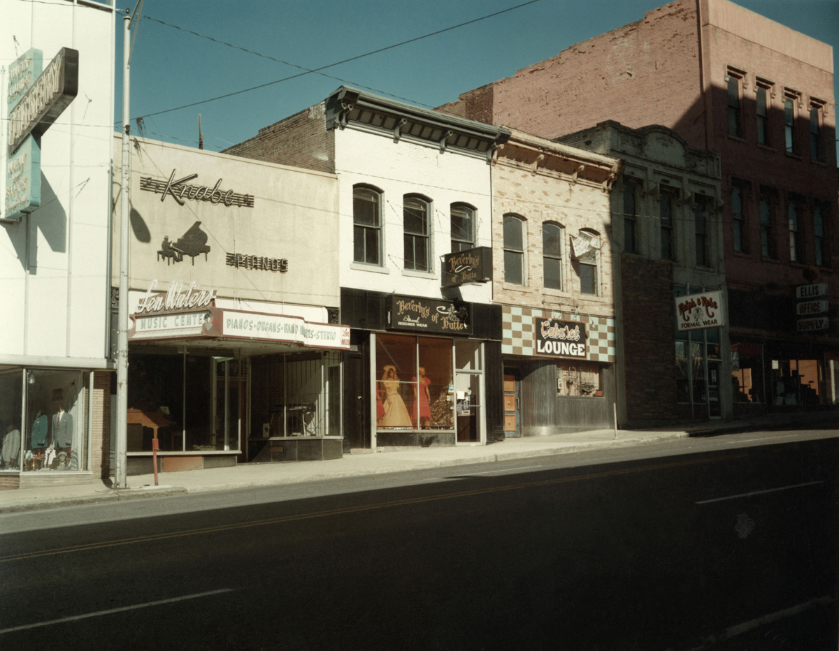 Shops and Window Displays
