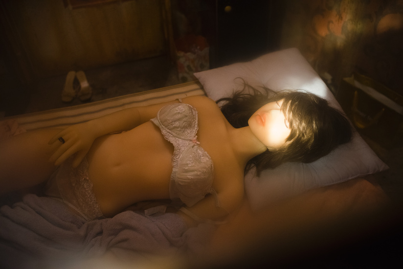 Untitled from the series 'Light Up:Desire' by Wai Lap Mok