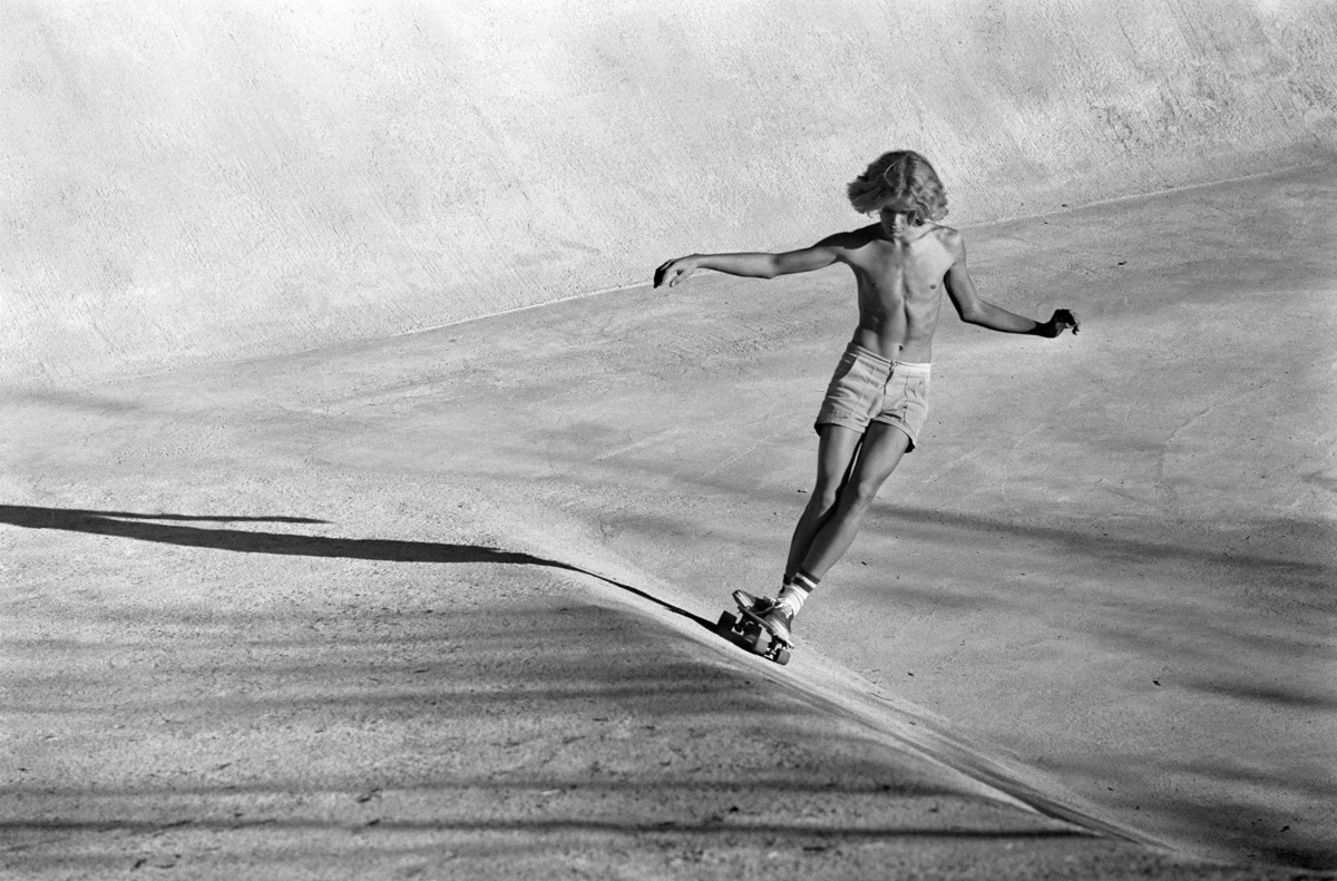 The Concrete Swell, VIper Bowl, Hollywood, CA, 1976