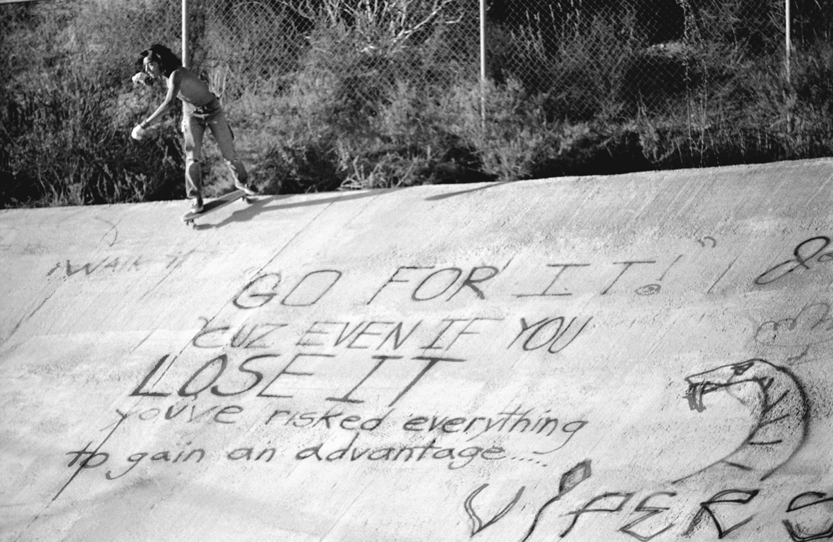 Go For It, Viper Bowl, Hollywood, CA, 1976